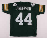 Donny Anderson Signed Jersey (JSA COA) at PristineAuction.com