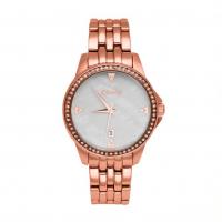 Eberle Eilene Swarovski Women's Dial Bracelet Watch at PristineAuction.com