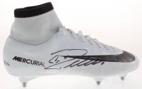 Cristiano Ronaldo Signed Nike Mercurial Soccer Cleat (Beckett COA) at PristineAuction.com