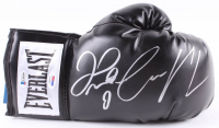Floyd Mayweather Jr. & Conor McGregor Signed Everlast Boxing Glove (Beckett COA & PSA COA) at PristineAuction.com