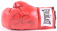 Floyd Mayweather Jr. Signed Everlast Boxing Glove (Beckett COAA) at PristineAuction.com