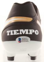 Ronaldo Signed Nike Tiempo Soccer Cleat (Beckett COA) at PristineAuction.com