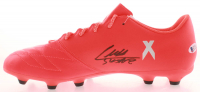 Luis Suarez Signed Adidas Soccer Cleat (Beckett COA) at PristineAuction.com