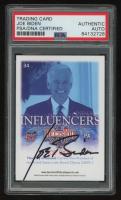 Joe Biden Signed 2016 Decision 2016 #34 Trading Card (PSA Encapsulated) at PristineAuction.com