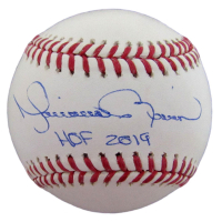 "Mariano Rivera Signed OML Baseball Inscribed ""HOF 2019"" (JSA COA) at PristineAuction.com"