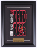 "Vintage 1993 ""Deadpool"" Issue #1 Marvel 13.5x17.5 Custom Framed First Issue Comic Book Display at PristineAuction.com"
