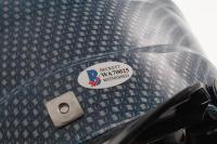 "Dan Hampton Signed Bears Full-Size Authentic On-Field Hydro-Dipped Vengeance Helmet Inscribed ""HOF 2002"" (Beckett COA) at PristineAuction.com"