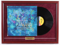 "Walt Disney's ""Fantasia"" 17.5x24 Custom Framed Vinyl Record Album Display at PristineAuction.com"