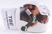 Floyd Mayweather Jr. Signed TBE Photo Boxing Glove (PSA COA) at PristineAuction.com