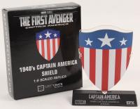 Captain America: The First Avenger Shield High Quality Metal Movie Prop Replica with Original Box at PristineAuction.com