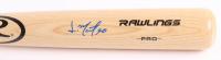 Jorge Mateo Signed Rawlings Pro Baseball Bat (SidsGraphs COA) at PristineAuction.com