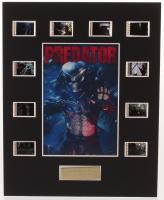 """Predator"" LE 8x10 Custom Matted Original Film / Movie Cell Display at PristineAuction.com"