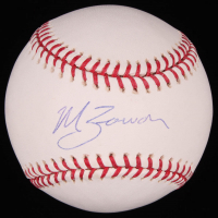 Michael Bowden Signed OML Baseball (Sids Graphs COA) at PristineAuction.com