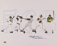 Reggie Jackson 16x20 Print at PristineAuction.com