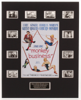 """""""Monkey Business"""" LE 8x10 Custom Matted Original Film / Movie Cell Display at PristineAuction.com"""