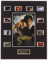 """""""Harry Potter and the Chamber of Secrets"""" LE 8x10 Custom Matted Original Film / Movie Cell Display at PristineAuction.com"""