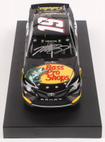 Martin Truex Jr. Signed 2019 NASCAR #19 Bass Pro Shops - Darlington Throwback - 1:24 Premium Action Diecast Car (PA COA) at PristineAuction.com