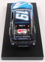Martin Truex Jr. Signed 2019 NASCAR #19 Auto-Owners Insurance - Richmond Win - Raced Version - 1:24 Premium Action Diecast Car (PA COA) at PristineAuction.com