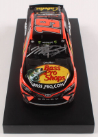 Martin Truex Jr. Signed 2019 NASCAR #19 Bass Pro Shops - 1:24 Premium Action Diecast Car (PA COA) at PristineAuction.com