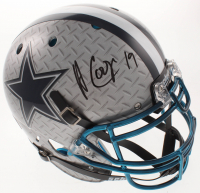 Amari Cooper Signed Cowboys Full-Size Authentic On-Field Hydro-Dipped Helmet (JSA COA) at PristineAuction.com