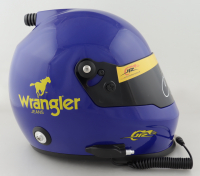 Dale Earnhardt Jr. Signed NASCAR Wrangler #3 Full-Size Helmet (Dale Jr. Hologram & COA) at PristineAuction.com