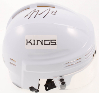 Tyler Toffoli Signed Kings Hockey Mini-Helmet (SidsGraphs COA) at PristineAuction.com