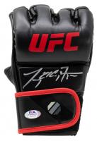 "Tony Ferguson Signed UFC Glove Inscribed ""El Cucuy"" (PSA COA) at PristineAuction.com"