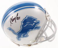 Kenny Golladay Signed Lions Mini-Helmet (JSA COA) at PristineAuction.com
