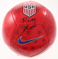 Rose Lavelle Signed Team USA Soccer Ball (JSA COA) at PristineAuction.com