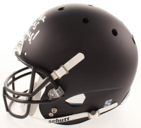 "Darren Waller Signed Raiders Full-Size Matte Black Helmet Inscribed ""Viva Las Vegas!"" (JSA COA) at PristineAuction.com"