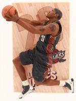 "LeBron James Cavaliers 8"" Figurine at PristineAuction.com"