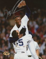 """Dwight """"Doc"""" Gooden Signed Yankees 8x10 Photo (MAB Hologram) at PristineAuction.com"""