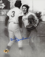 Bud Harrelson Signed Mets 8x10 Photo (MAB Hologram) at PristineAuction.com