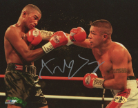 Fernando Vargas Signed 8x10 Photo (MAB Hologram) at PristineAuction.com