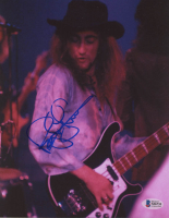 Roger Glover Signed Deep Purple 8x10 Photo (Beckett COA) at PristineAuction.com