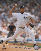 "Ramiro Mendoza Signed Yankees 8x10 Photo Inscribed ""WS 96-98-99-00 Champs"" (MAB Hologram) at PristineAuction.com"