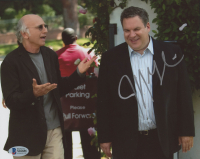 "Jeff Garlin Signed ""Curb Your Enthusiasm"" 8x10 Photo (Beckett COA) at PristineAuction.com"