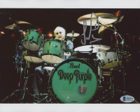 Ian Paice Signed Deep Purple 8x10 Photo (Beckett COA) at PristineAuction.com