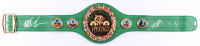Mike Tyson & Evander Holyfield Signed Full-Size WBC Heavyweight Championship Belt (JSA Hologram) at PristineAuction.com