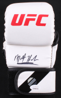 Matt Hughes Signed UFC Glove (JSA COA) at PristineAuction.com