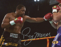 Ray Mercer Signed 8x10 Photo (MAB Hologram) at PristineAuction.com