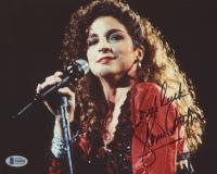 "Gloria Estefan Signed 8x10 Photo Inscribed ""Love & Luck"" (Beckett COA) at PristineAuction.com"