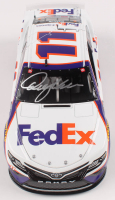 Denny Hamlin Signed 2020 NASCAR #11 FedEx Express - 1:24 Premium Action Diecast Car (PA COA) at PristineAuction.com