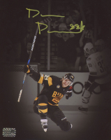 David Pastrnak Signed Bruins 8x10 Photo (Pastrnak COA) at PristineAuction.com