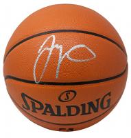 Jayson Tatum Signed NBA Game Ball Series Basketball (Fanatics Hologram) at PristineAuction.com
