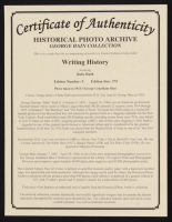 History of photography essay