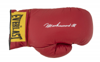 Cassius Clay Signed Everlast Boxing Glove (Beckett LOA) at PristineAuction.com