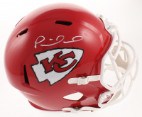 Patrick Mahomes Signed Chiefs Full-Size Speed Helmet (JSA COA) at PristineAuction.com
