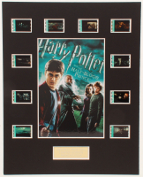 """""""Harry Potter and the Half-Blood Prince"""" LE 8x10 Custom Matted Original Film / Movie Cell Display at PristineAuction.com"""