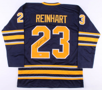 Sam Reinhart Signed Jersey (Beckett COA) at PristineAuction.com